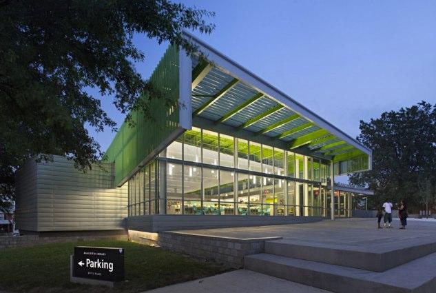 Anacostia Library by Freelon Group - Buildipedia