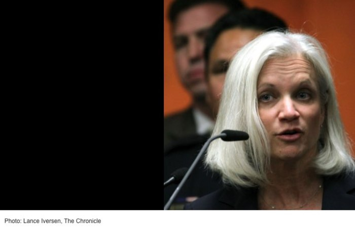 Melinda Haag, top federal prosecutor in S.F., is stepping down - SFGate